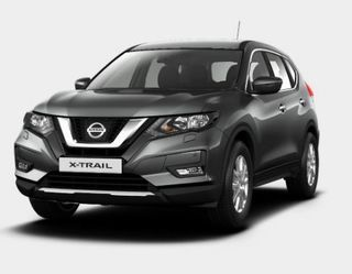 Nissan X-Trail N-Connecta 4WD 7 kohta, Moonroof 2.0 dCi 130kW