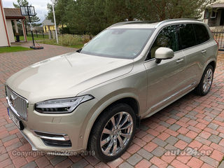 Volvo XC90 INSCRIPTION 2.0 165kW