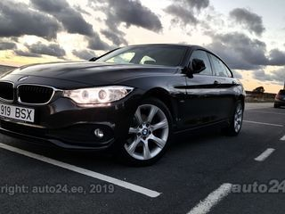 BMW 420 d Gran Coupe Steptronic EfficientDynamics 2.0 TDI 140kW