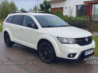 Fiat Freemont CODE BLACK 4WD 2.0 125kW