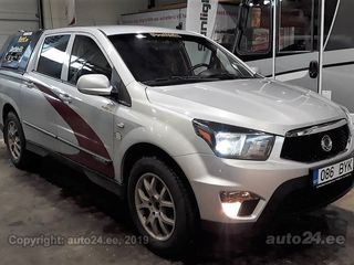 SsangYong Actyon Sport II 2.0 114kW