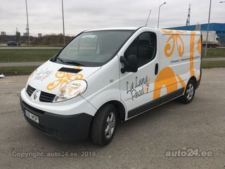 Renault Trafic 2.5 107kW