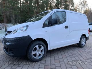 Nissan NV200 1,5dci 1.5 R4 66kW