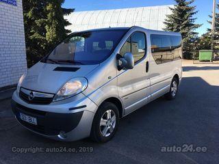Opel Vivaro 2.5 CDTI 107kW